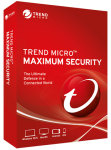 Trend Micro Maximum Security 3 Devices – 1 Year